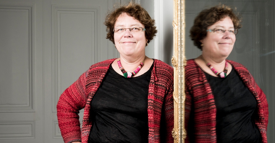 Portrait de Véronique Séhier