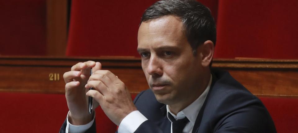 Adrien Taquet est nommé secrétaire d'État auprès d'Agnès Buzyn, le 25 janvier 2019