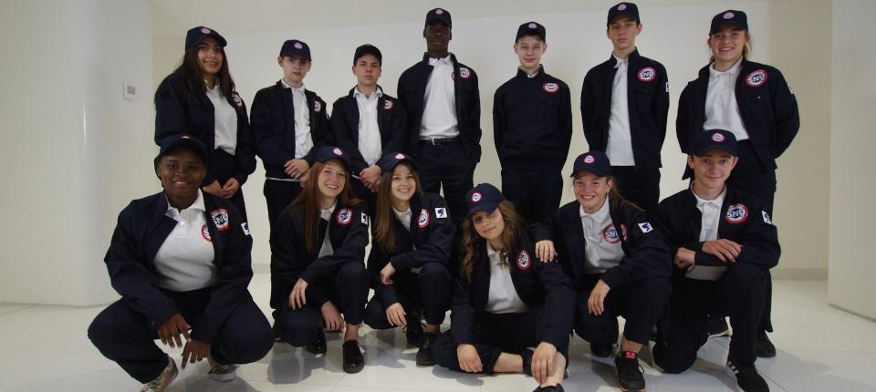 13 ambassaeurs du SNU
