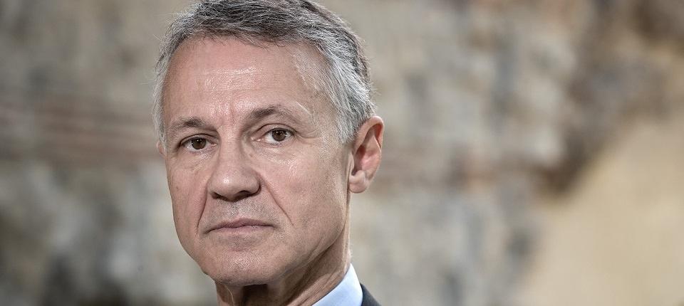 Portrait du magistrat Jean-François Ricard, à la tête du PNAT
