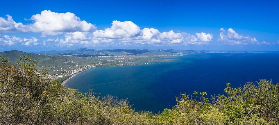 Vue de Martinique