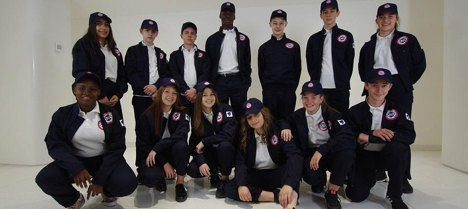 Jeunes du SNU