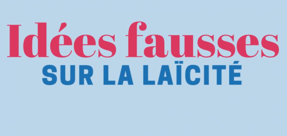 Vidéos de la série « Idées fausses sur la laïcité » | Gouvernement.fr