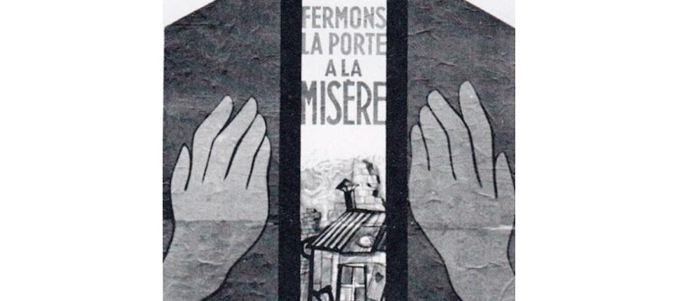 Affiche de 1945