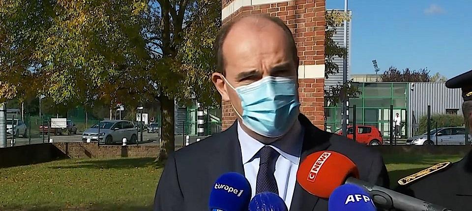 Le Premier Ministre � Lille