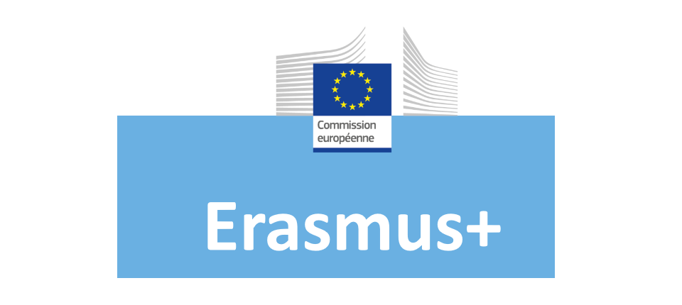 Identitié visuelle du programme Erasmus +