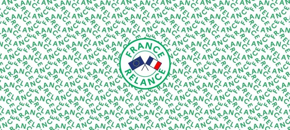 Identité visuelle France relance
