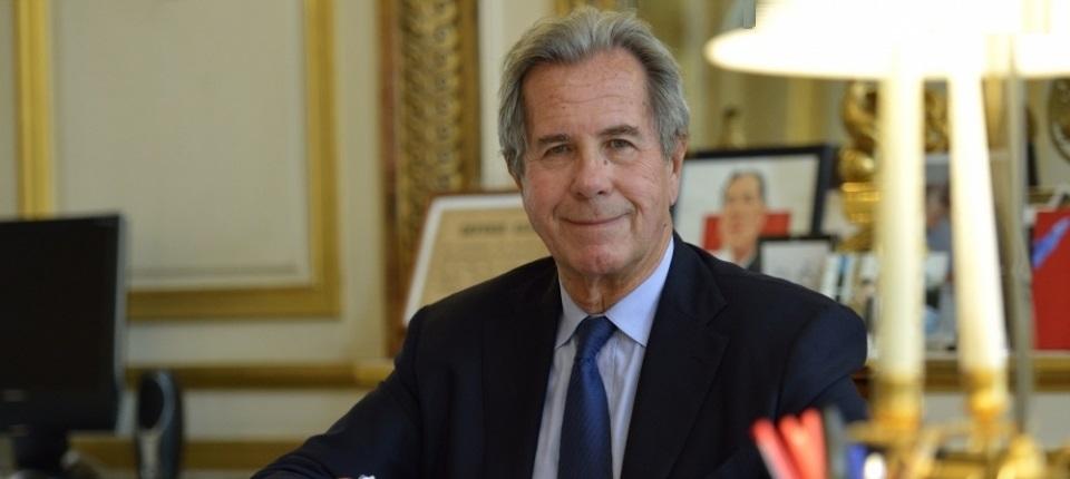 Portrait de Jean-Louis Debré