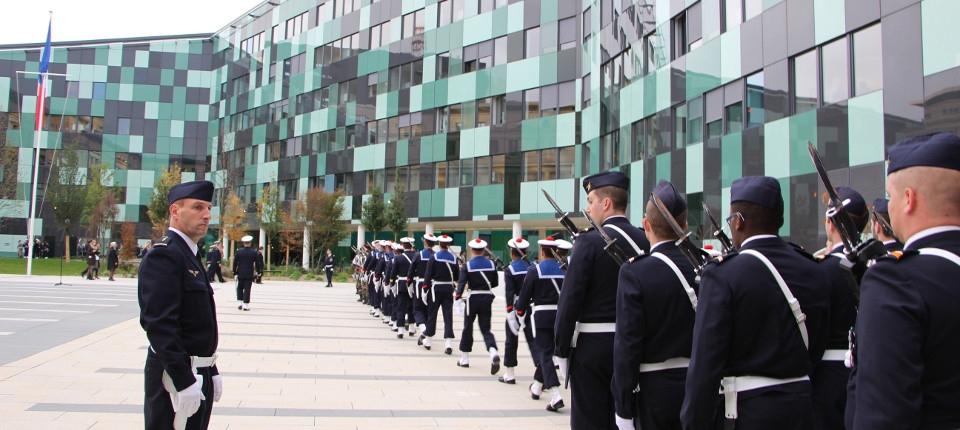 Le ministère des Armées (Balard)