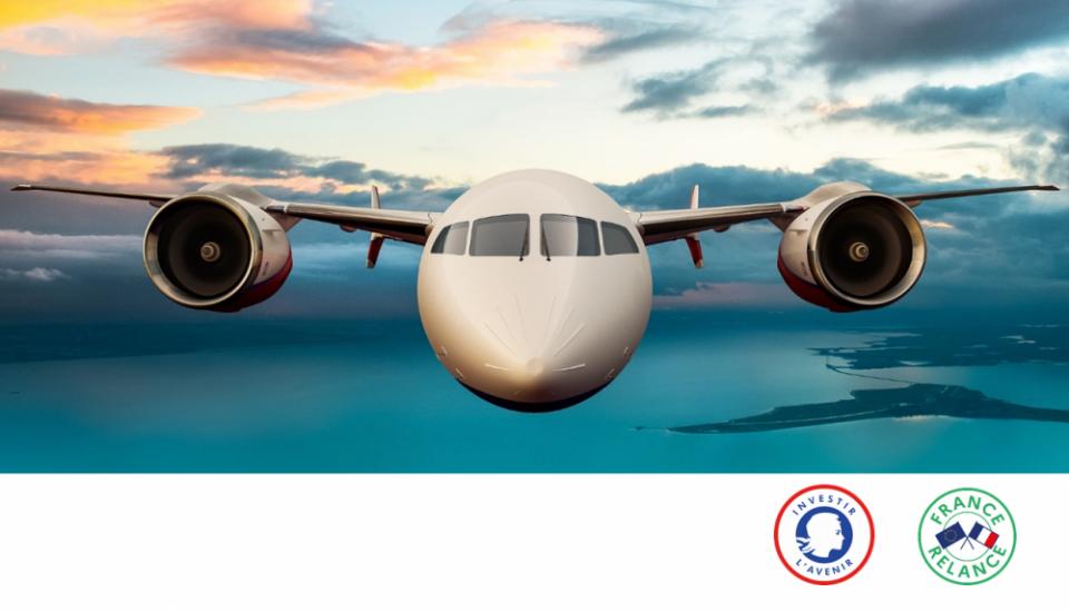 Aéronautique   Le Gouvernement lance un appel à projets pour le développement d'une filière française de carburants aéronautiques durables
