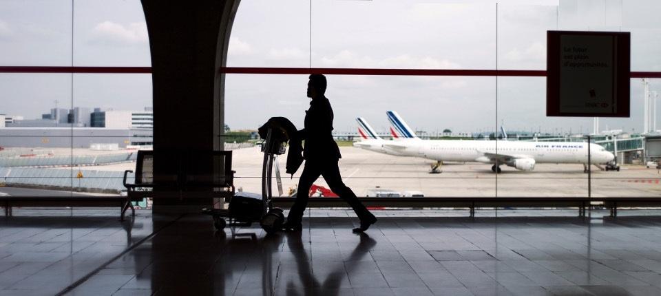 Passager de transport aérien