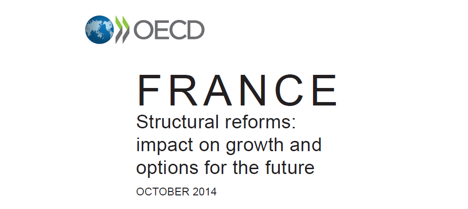 OECD Report's cover