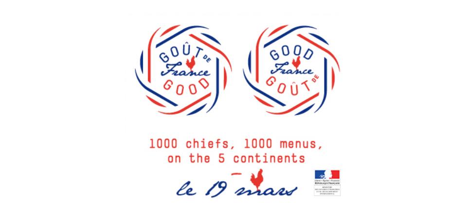 Goût de France/Good France logo