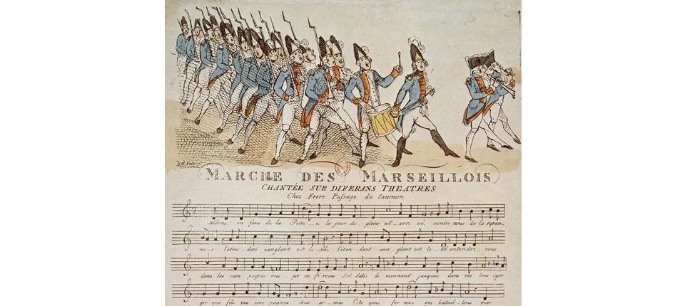 Marseillaise song