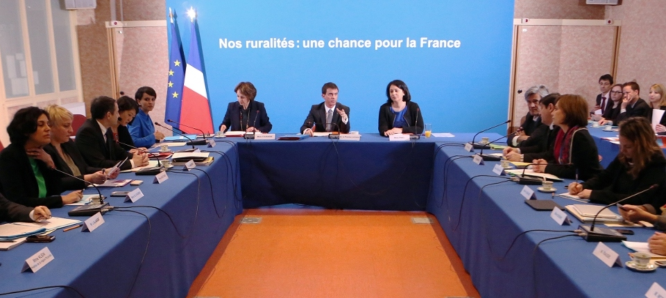 France's rural areas conference