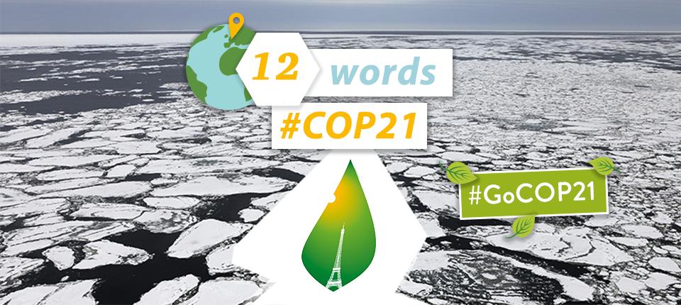 12 words - COP21