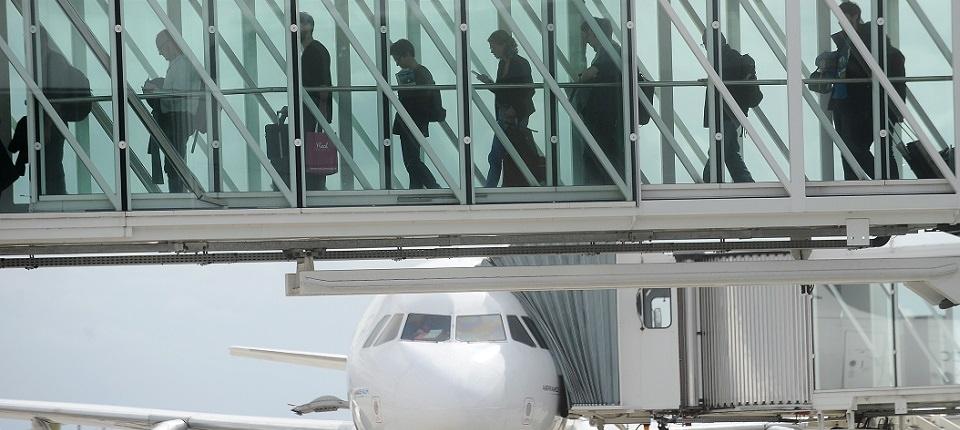 Airport Passegners