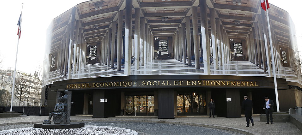 Economic, Social and Environmental Council (ESEC) building