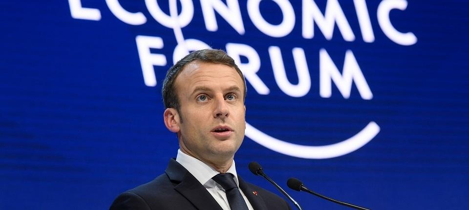 Franceisback In Davos France Advocates Protective Globalisation Gouvernement Fr