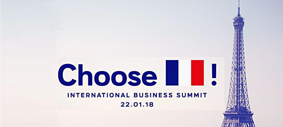 Choose France logo