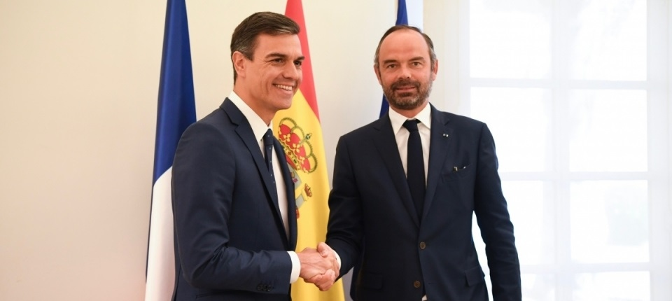 French PM and his counterpart