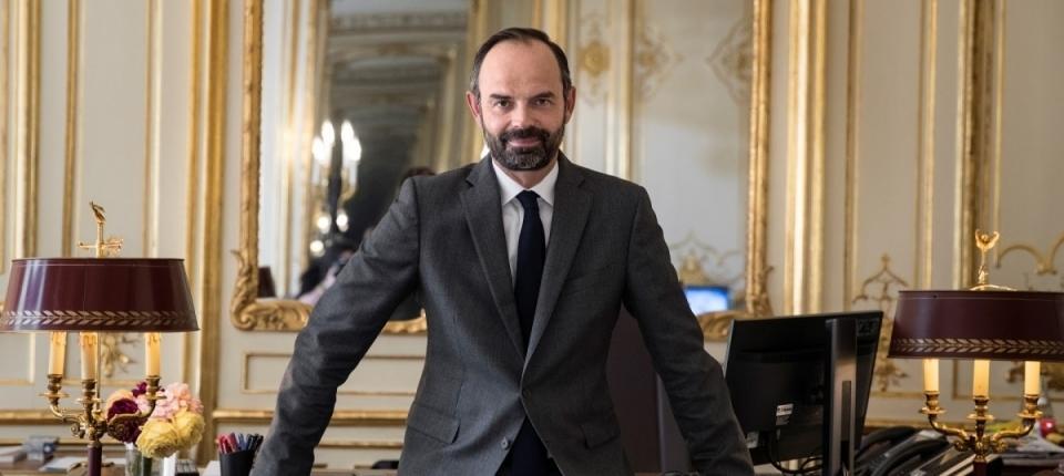 France's Prime Minister Edouard Philippe
