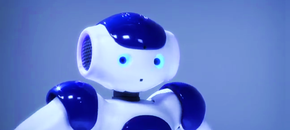 Nao, the French robot