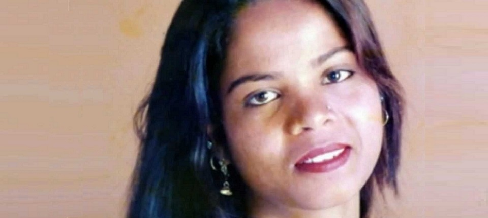 Portrait of Asia Bibi