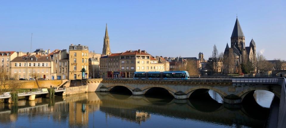 Metz city