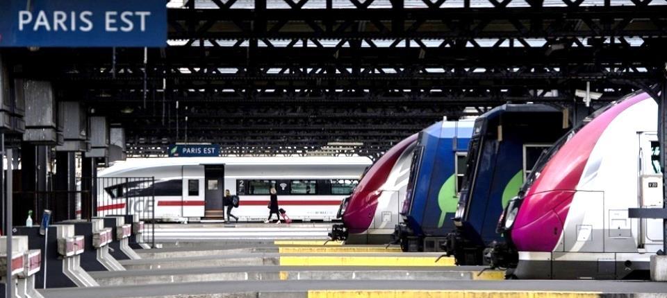 PAris Est Railway station