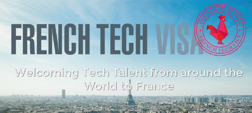 French Tech Visa logo