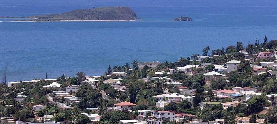 View of Nouméa