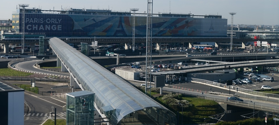 Paris Orly Airport