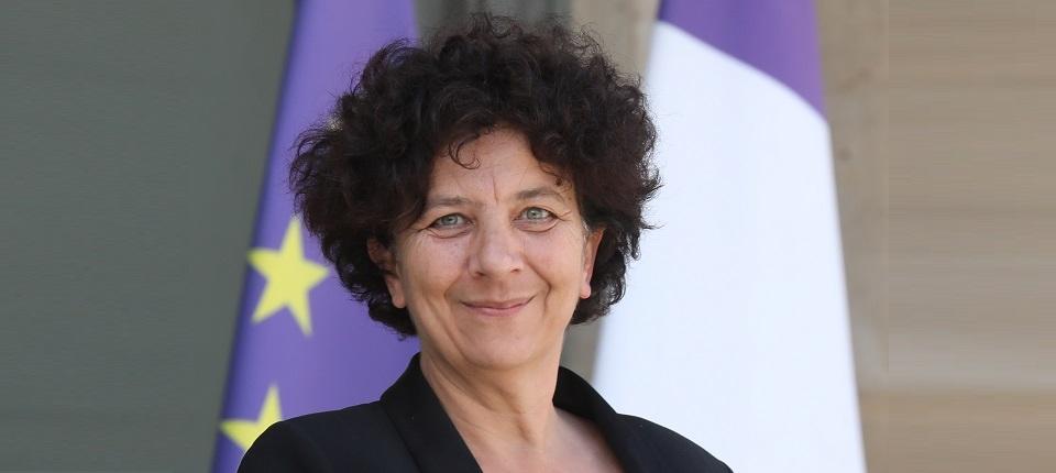 Portrait of Minister Frédérique Vidal