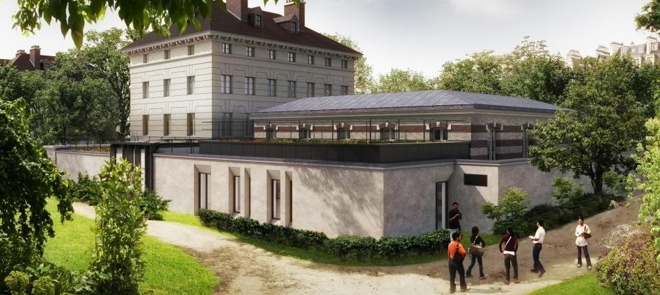 The new Musée de la Libération de Paris