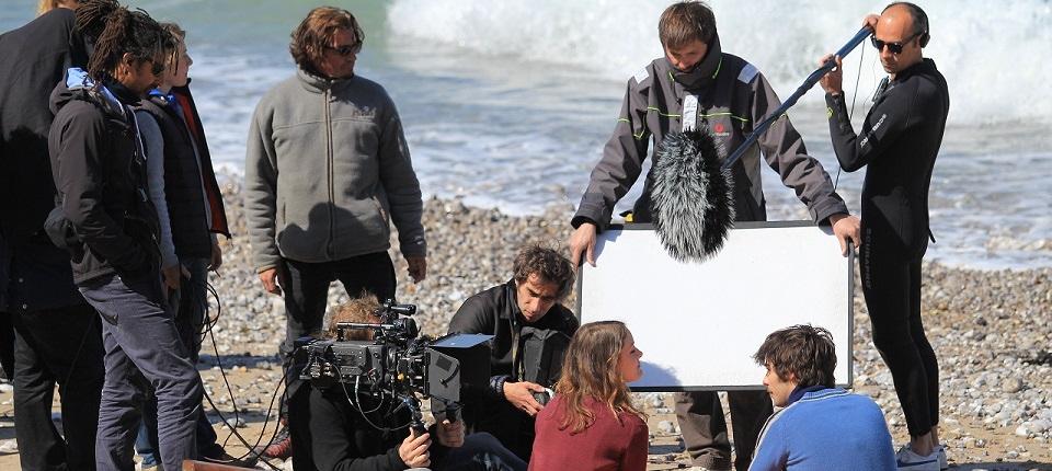 Film shhoting