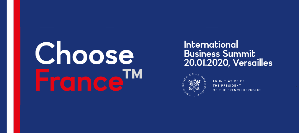 Choos France event logo