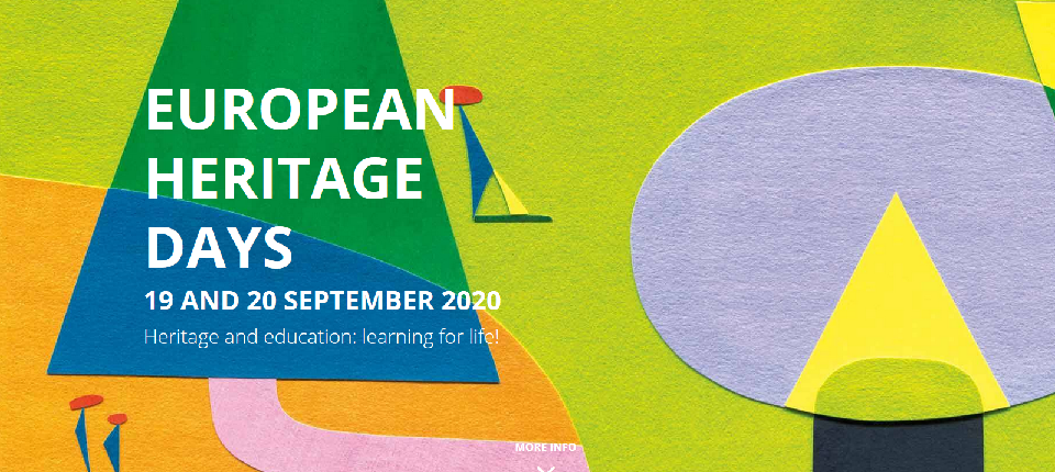 2020 European Heritage Days