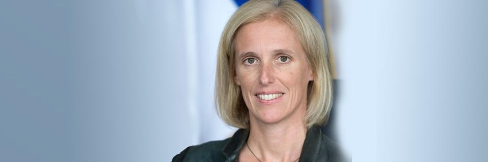 Portrait de Ségolène Neuville