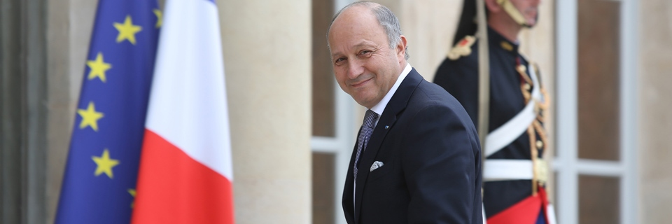 Portrait de Laurent Fabius