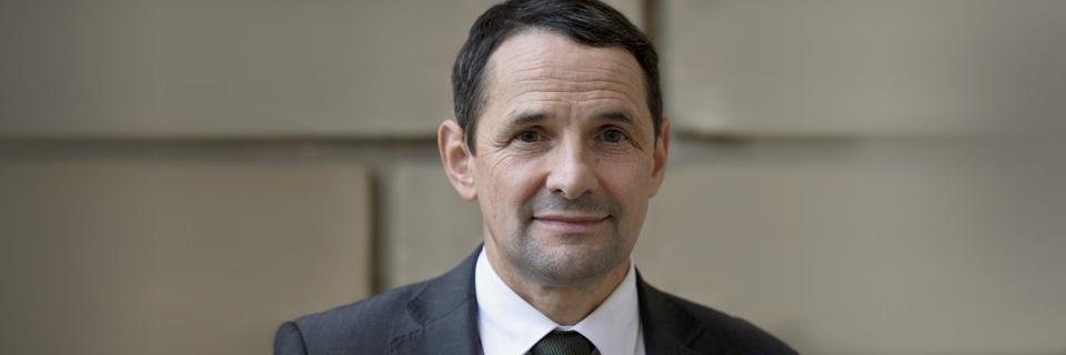 Portrait de Thierry Mandon