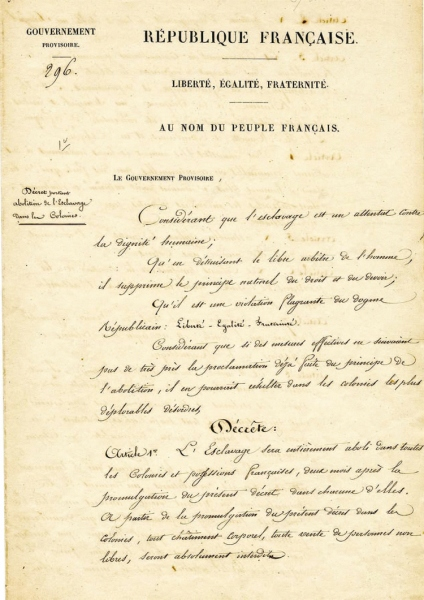 Le document officiel