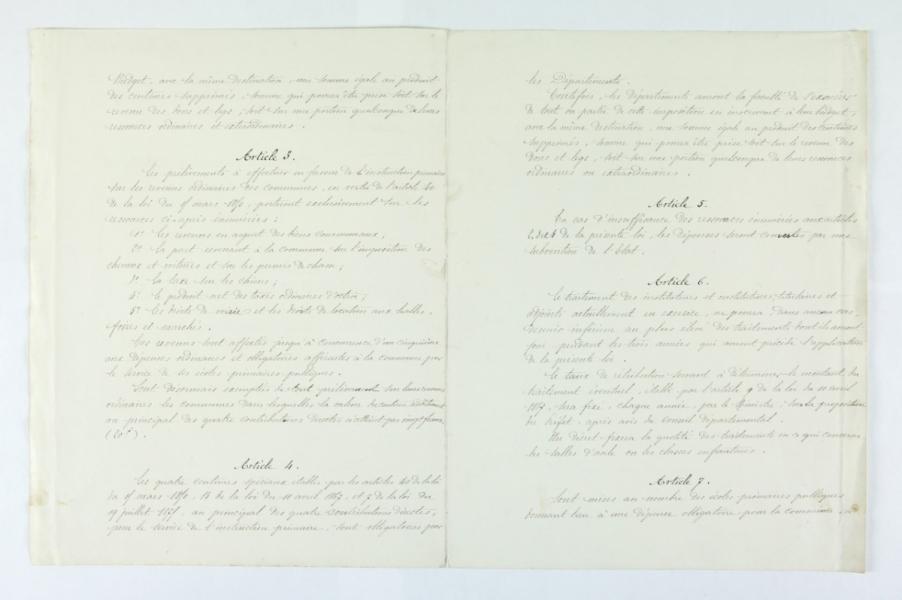 La loi Jules Ferry
