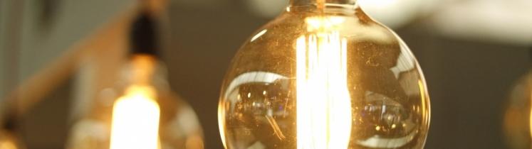 Des ampoules