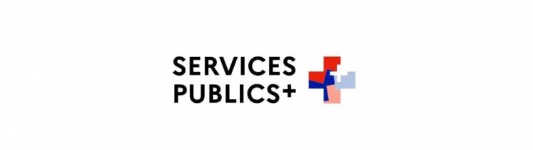 """Le logo de """"Services Publics +"""""""