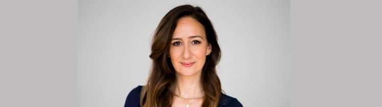 Céline Lazorthes est entrepreneure, et co-fondatrice de Sista pour plusd'égalité dans le financement des projets portés par des femmes
