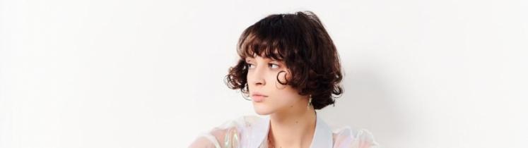 La chanteuse Claire Pommet, dite Pomme