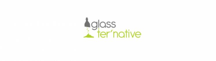 Identidiant visuel de Glass Ter'native