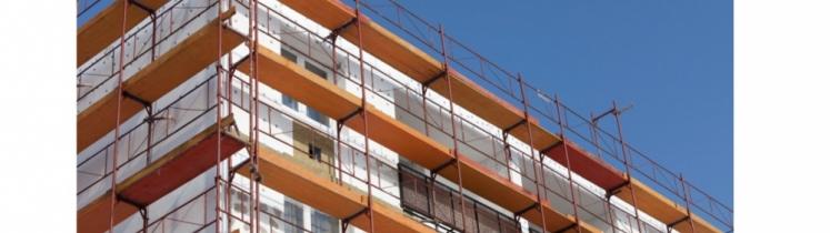 Rénovation d'un immeuble