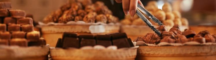 Un chocolatier